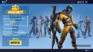Fortnite Season 7 (Battles Pass ve Creative Mod)