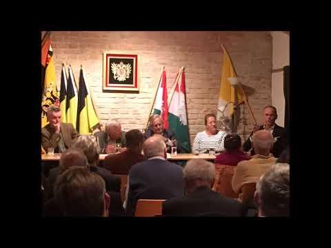 Podiumsdiskussion im Wiener Akademikerbund 24. Okt 2017: Resümee österreichische Nationalratswahlen