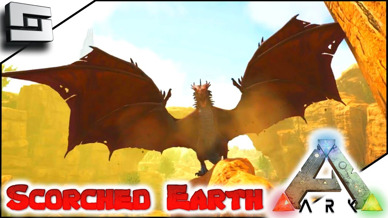 ARK: Scorched Earth   EXPLORING SCORCHED EARTH! E9 ( Scorched Earth Map  Gameplay ) U2014 Sl1pg8r   Daily Stuff And Things! U2014 Letu0027s Play Hub U2014 Game  Walkthroughs, ...