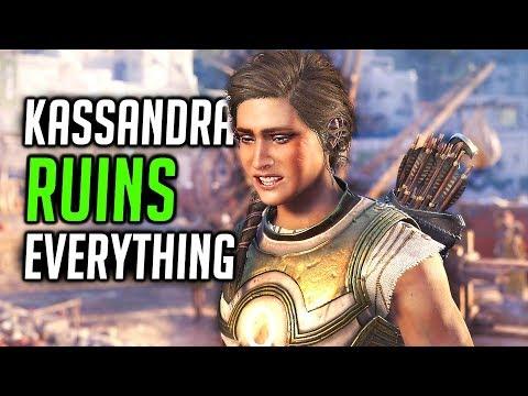 The Day Kassandra Ruined Everything