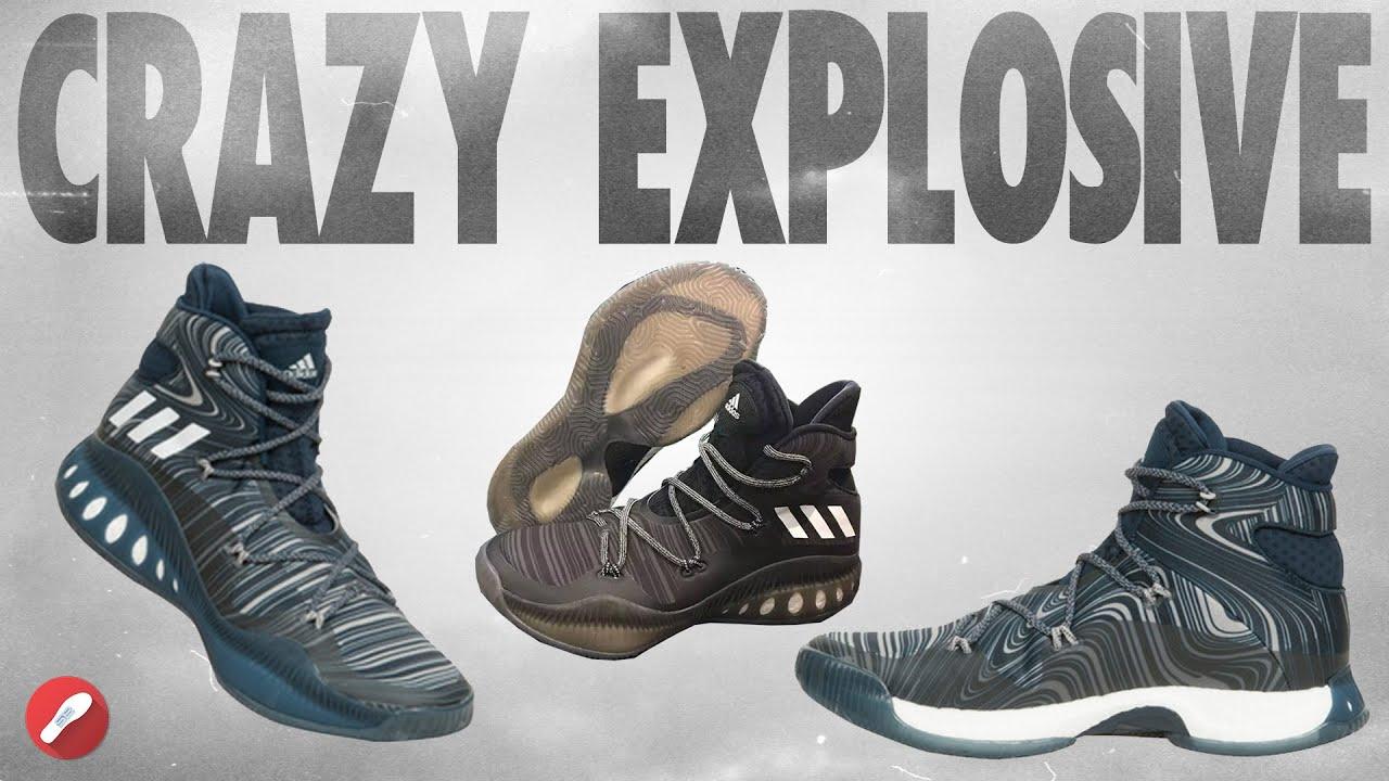 ¡Adidas Crazy los primeros pensamientos update!YouTube