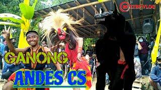 Ganongan Andes Cs Vs Barongan Suro Mengamuk !!!!!