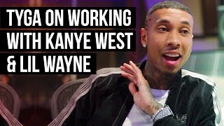 Tyga Talks Signing To Kanye West After 10 Years With Lil Wayne