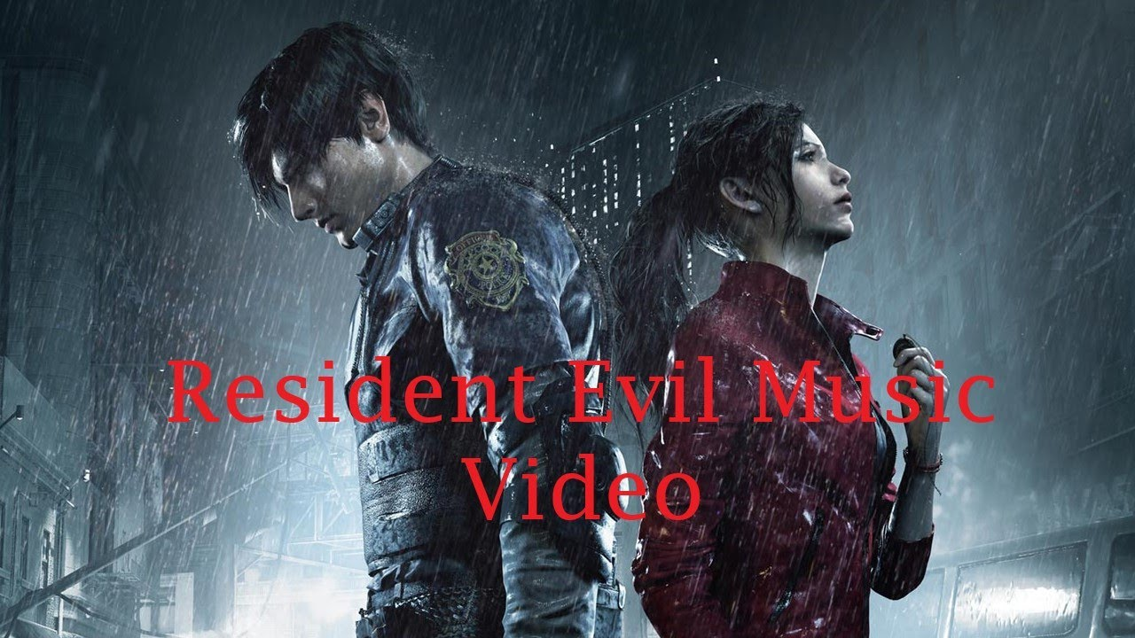 sad piano music to Resident Evil Gameplay