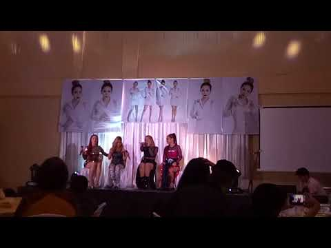 4th impact charity event - Havana cover