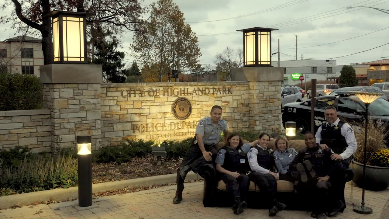 Highland Park police release 'lip sync challenge' video with