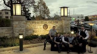 Highland Park Police Department Lip Sync Challenge
