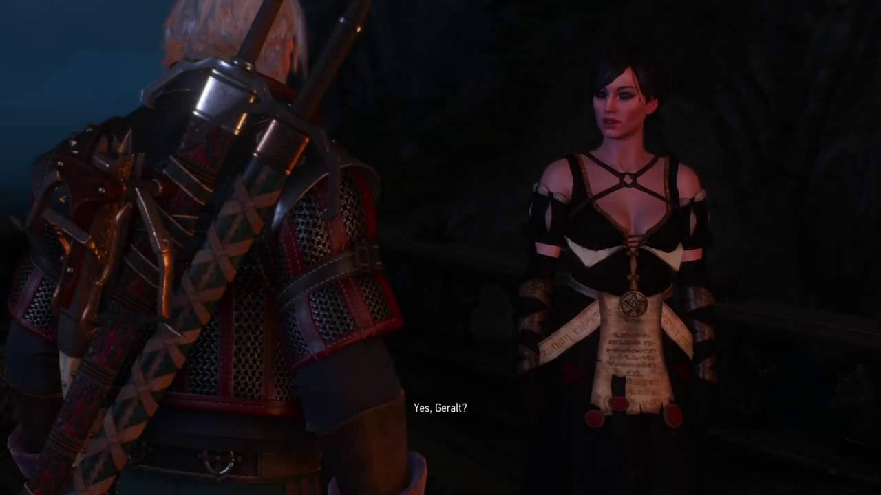 The Witcher 3 Wild Hunt Fringilla Vigo Youtube
