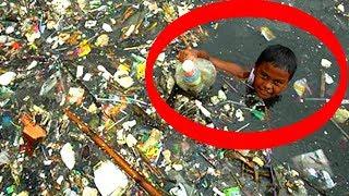 Мы Едим Пластик!!! Пластик в мировом океане
