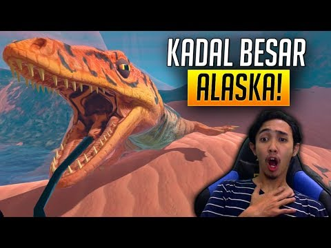 KADAL BESAR ALASKA BISA JOGET TWICE EDAAAN - FEED AND GROW FISH INDONESIA #5 - 동영상