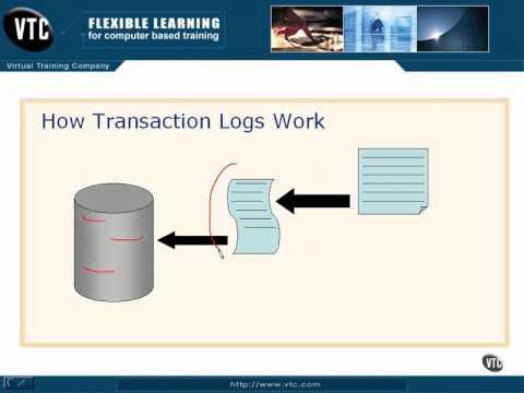 """How Transaction Logs Work Lesson 7.1"""