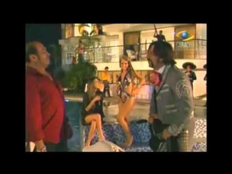 Esteban Franco en ¨EL CARTEL 2¨ y ¨OJO POR OJO¨