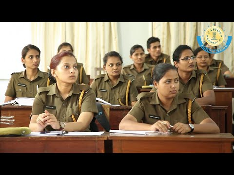Central Academy For State Forest Service- Video CASFOS -Coimbatore