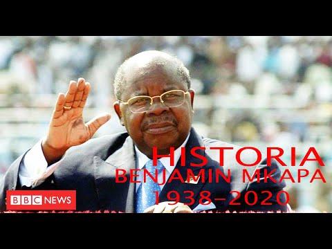 Download HISTORIA YA HAYATI BENJAMIN WILLIAM MKAPA, KUZALIWA  UONGOZI  KUFARIKI  720 X 1280