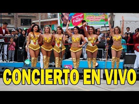 AGUA BELLA EN VIVO (VILLA EL SALVADOR) DOMINGOS DE FIESTA 14 DE OCTUBRE 2018 SONIDO FULL HD