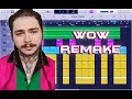 Post Malone - Wow Instrumental Remake (Production Tutorial)