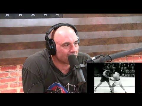 Joe Rogan Watches Joe Louis vs. Rocky Marciano