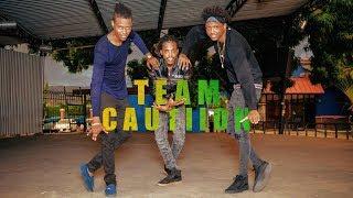 Pancho and Team Cautiion DANCEHALL Kingston, Jamaica | @yakfilms