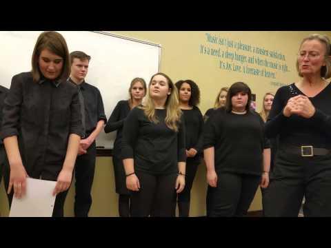 Idaho fine arts academy vocal 1