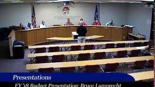 06.19.2017 Marshall Public Schools Board Meeting