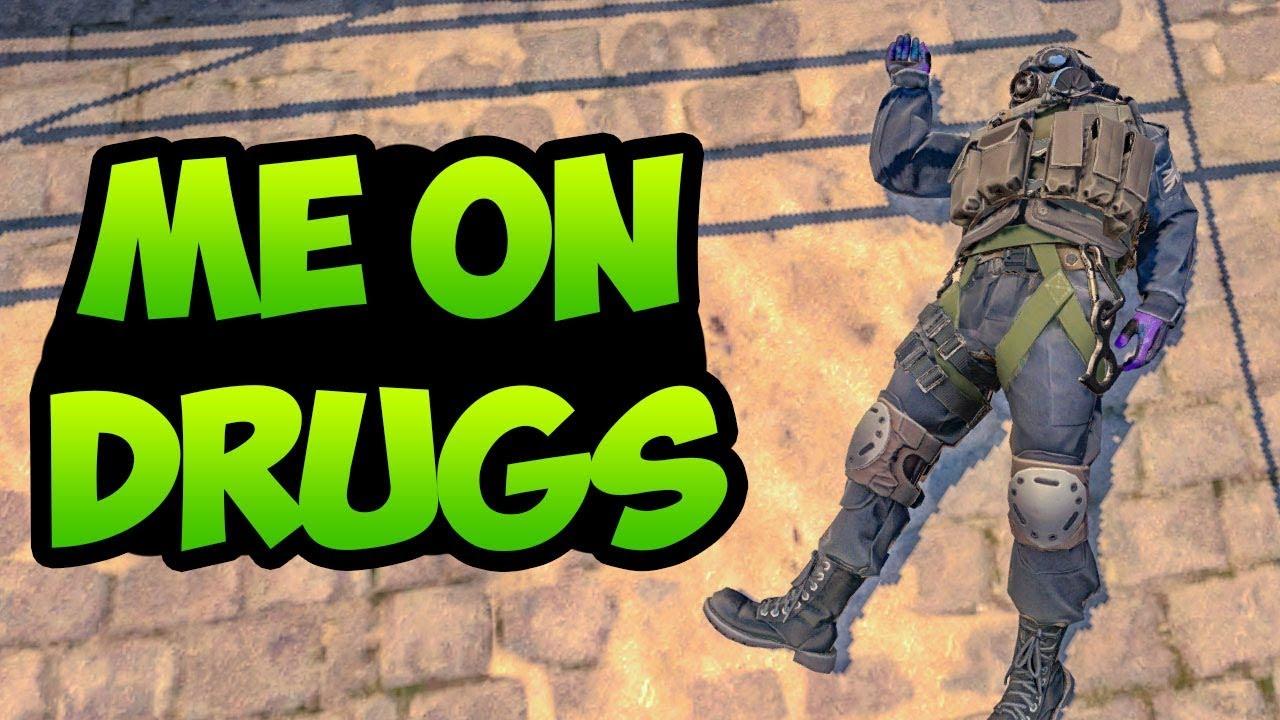 seria eu se eu tomasse drogas - CSGO FACEIT + vídeo