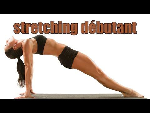 Exercices de stretching débutant - Cours complet