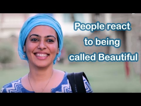 People react to being called beautiful   Sahil Bedi