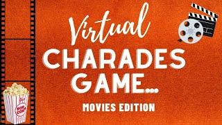 Family Fun Games Charade | Movies Edition | Fun Games to Play | Trivia Games | Direct Trivia screenshot 1