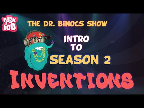 The Dr  Binocs Show - SEASON 2   Official Trailer   Inventions That Changed  The World