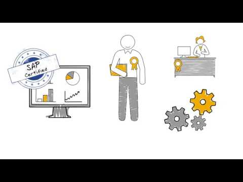 SAP Certification: A Two Minute Overview