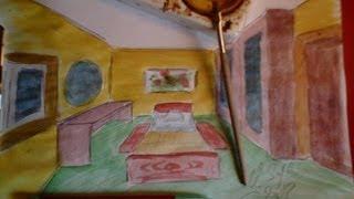 dessiner en perspective 1620 une chambre en 3d pas pas - Dessin Chambre 3d