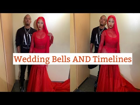 Nicki clears up timeline with Kenneth Petty | Files for marriage license