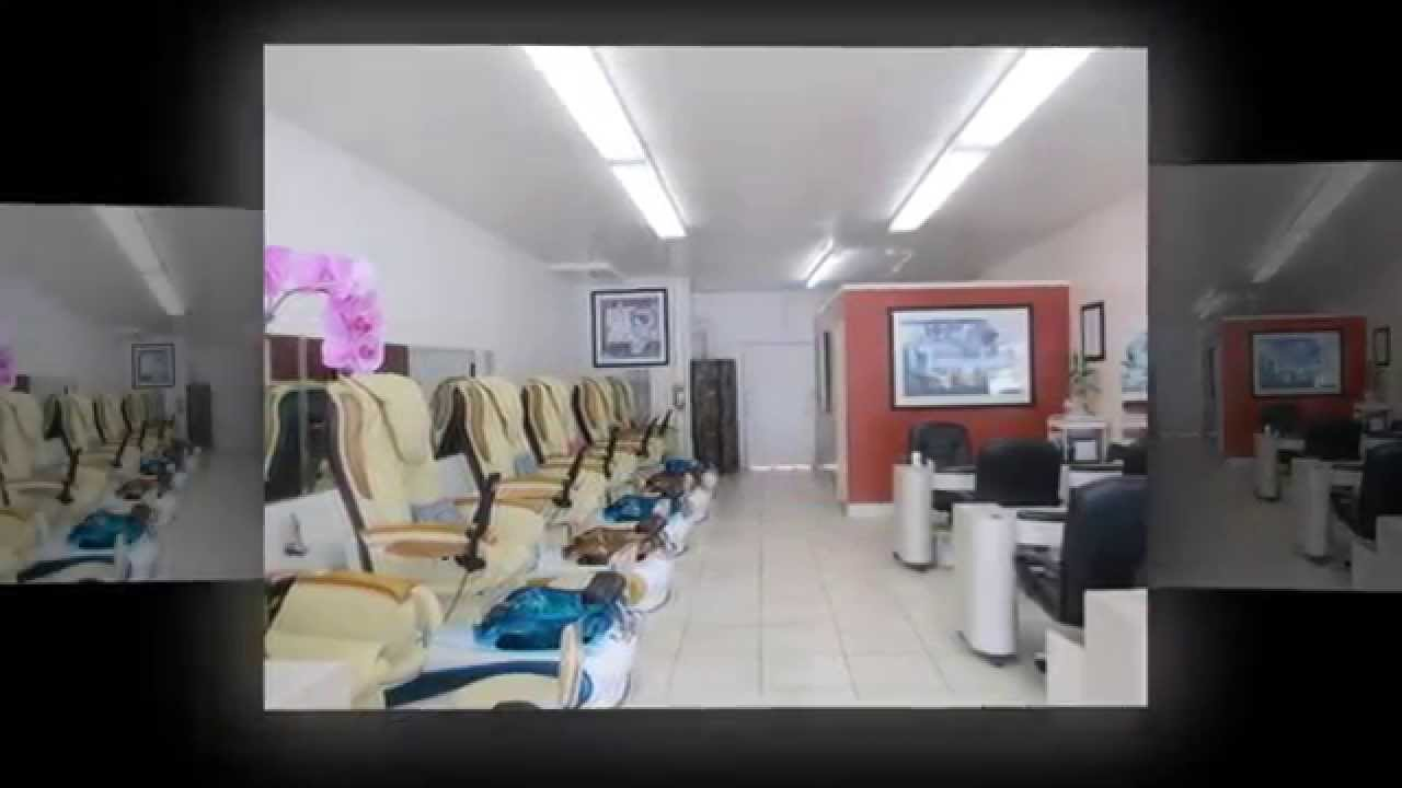 Magic Nails and Spa in Manhattan Beach ,CA 90266 (270) - YouTube