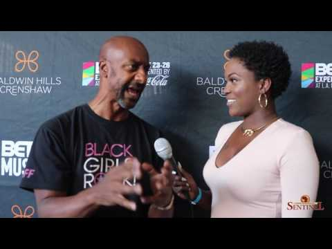 Stephen Hill Talks Prince Tribute for BET Awards 2016