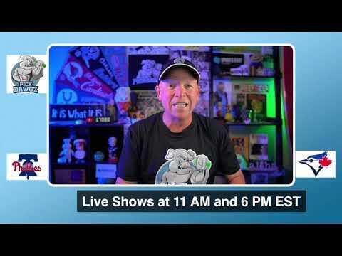Toronto Blue Jays vs Philadelphia Phillies Game 1 Free Pick 8/20/20 MLB Pick and Prediction MLB Tips