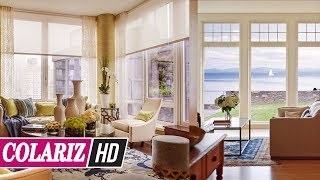 MUST SEE! 55+ Cool Living Room Window Treatment Ideas That Feel So Fresh