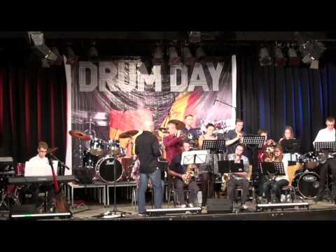 Drum Day 2015 Hamburg - BigBand Luisen Gymnasium