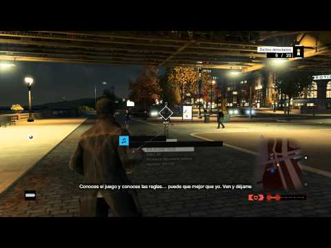 [PC] Watch Dogs - Person of Interest