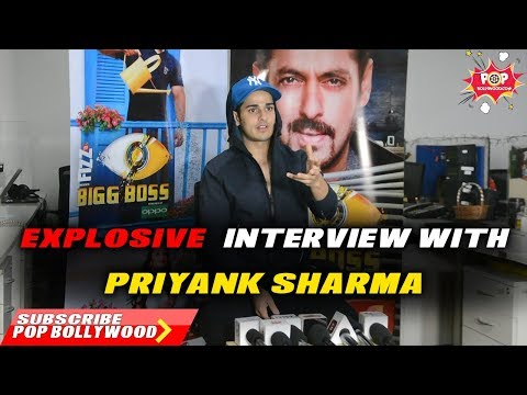 Priyank Sharma Explosive Interview After Eviction | Bigg boss 11 | POP Bollywood