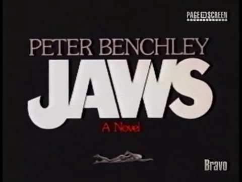 "Page to Screen ""Jaws"" (2002) Documentary"