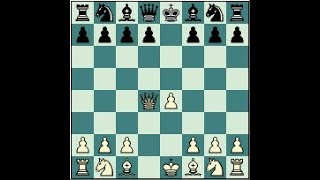 why gm s don t play the center counter opening 1 e4 e5 2 d4 exd4 3 qxd4