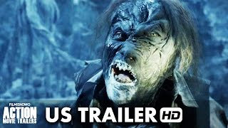 Mojin: The Lost Legend Official US Trailer (2015) - Shu Qi Action Movie HD
