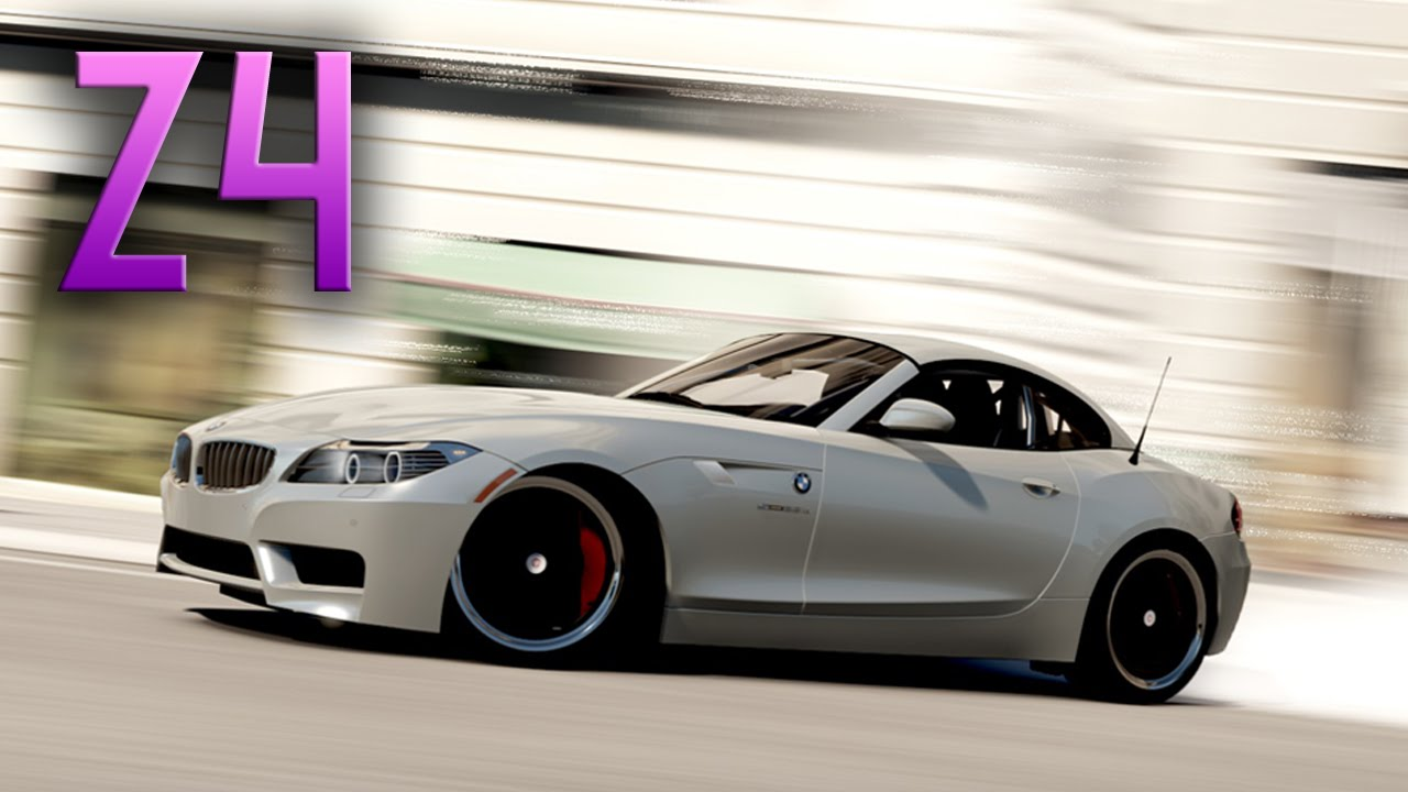 Forza Horizon 2 Build It Drift It Kill It Bmw Z4