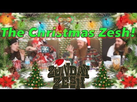 THE CHRISTMAS ZESH