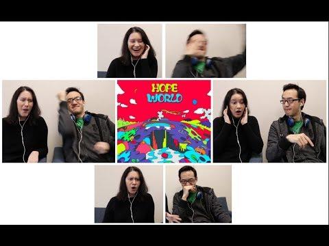 J-Hope- Hope World Mixtape First Listen