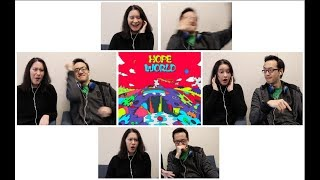 J-Hope- Hope World Mixtape First Listen
