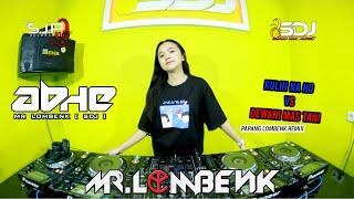 DJ TERBARU 2021 KUMPULAN LAGU LAGU INDIA MR.LOMBENK SPECIAL MIXSONG SJP