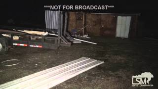 4-26-15 Carls Corner, Tx Tornado Damage *brandon Clement*