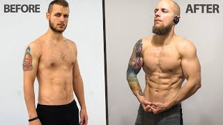 How I Finally got Shredded after Years of Failure