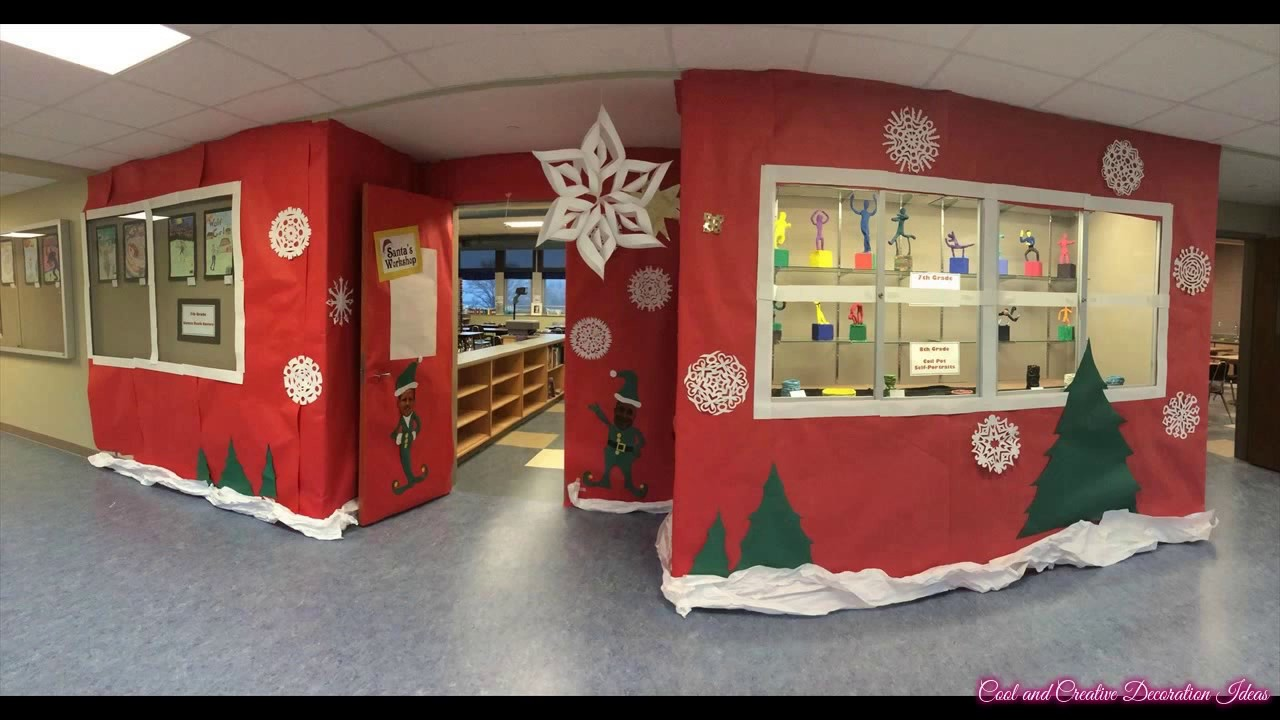 Preschool Classroom Decorating Ideas - YouTube
